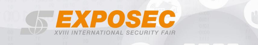 Duodigit na EXPOSEC 2015