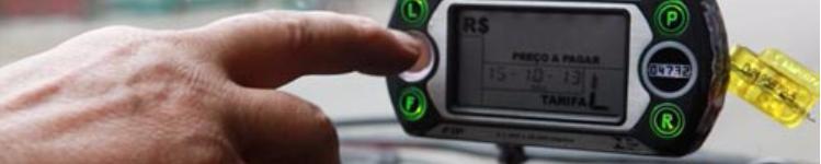 Monitoramento de impressão digital para Taxistas