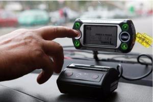Biometria para taxi
