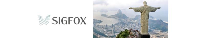 SIGFOX e parceira brasileira WND anunciam a implantação da rede de IoT ( Internet das Coisas no Brasil )