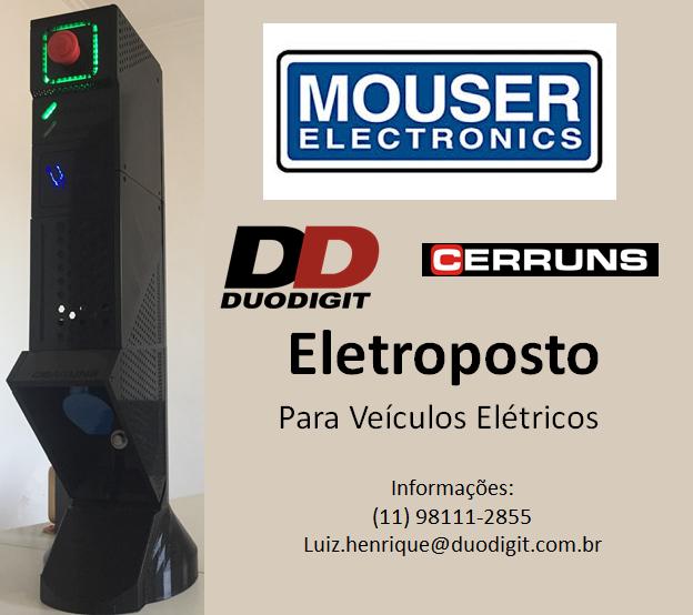 Eletroposto Mouser