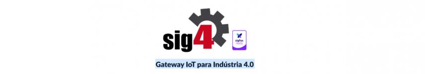 SIG4 – Gateway IoT